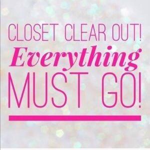 Everything must Gooooooo!!!